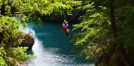 Ziplining - Paradise Ziplines image 1