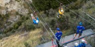 Flying Fox - Shotover Canyon Fox image 6