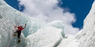Heli Ice Climbing - Franz Josef Glacier Guides image 1