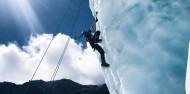 Heli Ice Climbing - Franz Josef Glacier Guides image 2