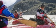 Kayaking - Funyaks image 8