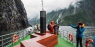 Milford Sound Coach & Cruise From Queenstown - Go Orange image 9