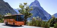 Milford Sound Coach & Cruise From Queenstown - Go Orange image 5
