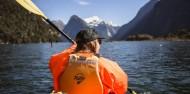 Kayaking - Go Orange image 1