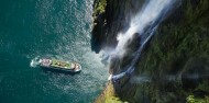 Milford Sound Boat Cruise - Go Orange image 1