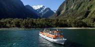 Milford Sound Boat Cruise - Go Orange image 10