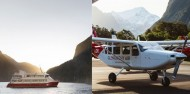 Milford Flight & Cruise - Glenorchy Air image 1