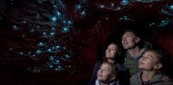 Te Anau Glow Worm Caves from Queenstown image 1
