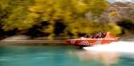 TSS Earnslaw Cruise & Jet Boat Combo image 11