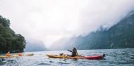 Kayaking - Sea Kayak Fiordland Overnight image 1