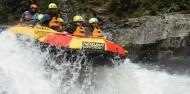 Rafting - Grade 5 Wairoa River - Kaituna Cascades image 3