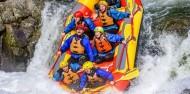 Rafting - Grade 5 Wairoa River - Kaituna Cascades image 4