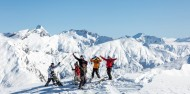 Ski & Snowboard Packages - Ultimate Heli Tour (7 days) - Haka Tours image 1