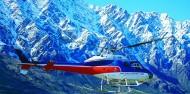Helicopter Flight - Alpine Snow Landing image 5
