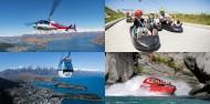 Jet Heli Luge Skyline Gondola - High Five image 1