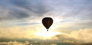 Hot Air Balloons - Sunrise image 1