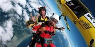 Skydiving & Scenic Heli Flight Combo image 5