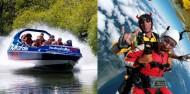 Skydiving & Jet Boat Combo - Huka Freefall image 1