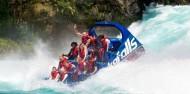 Skydiving & Jet Boat Combo - Huka Freefall image 3