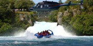 Jet boat & Heli - Huka Falls Above & Below image 1