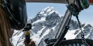 Helicopter Flight - Tasman Taster - Inflite image 1
