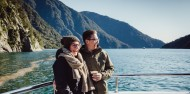 Milford Sound Coach & Cruise from Queenstown - JUCY Cruise image 4