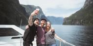 Milford Sound Boat Cruise - JUCY Cruise image 3
