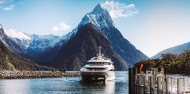 Milford Sound Coach & Cruise from Queenstown - JUCY Cruise image 1