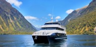 Milford Sound Overnight Cruise - Fiordland Discovery image 1