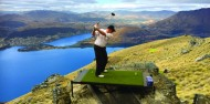 Golf - Over the top Golf image 1