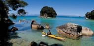 Kayaking - 3 Day Freedom Kayak & Water Taxi image 1