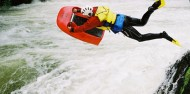 White Water Sledging - Kaitiaki Adventures image 1