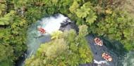 Rafting - Grade 5 Kaituna River - Kaituna Cascades image 7