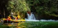 Rafting - Grade 5 Kaituna River - Kaituna Cascades image 3