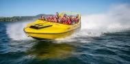 Jet boat - Katoa Lake Rotorua image 1