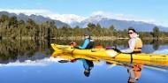 Kayaking - Franz Josef Wilderness Tours image 2