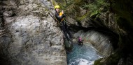 Canyoning Queenstown - Routeburn Explorer image 1