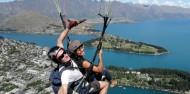 Paragliding - G Force Tandem Paragliding image 2