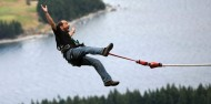 Bungy - 47m Ledge - Freestyle Bungy image 3