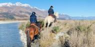 Dart River Wilderness Jet & Horse Riding Combo image 6