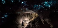 Waitomo Glow Worm Caves - Glowing Adventures image 1
