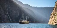 Milford Sound Overnight Cruise - Wanderer (Quad Share) image 4