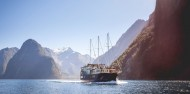 Milford Sound Nature Cruise - Real Journeys image 1