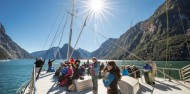 Milford Sound Nature Cruise - Real Journeys image 4