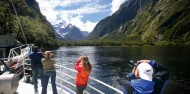 Milford Sound Overnight Cruise - Mariner image 1