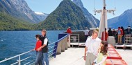 Milford Sound Coach & Cruise from Te Anau - Real Journeys image 3