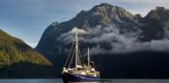 Milford Sound Overnight Cruise - Wanderer image 2