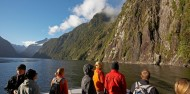Milford Sound Coach Cruise Fly image 6