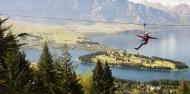 Ziptrek Ecotours, Skyline Gondola & Luging Combo image 2