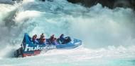 Jet boat & Heli - Huka Falls Above & Below image 3